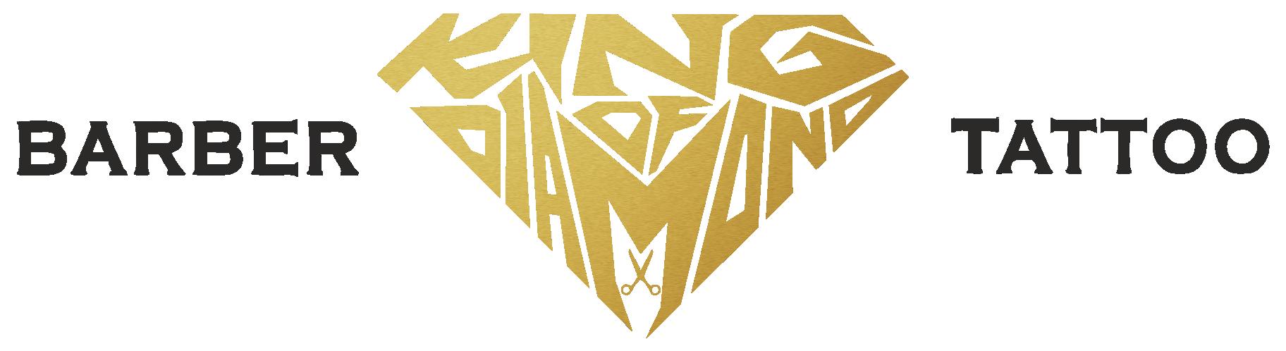 Barber Tatto King of Diamond