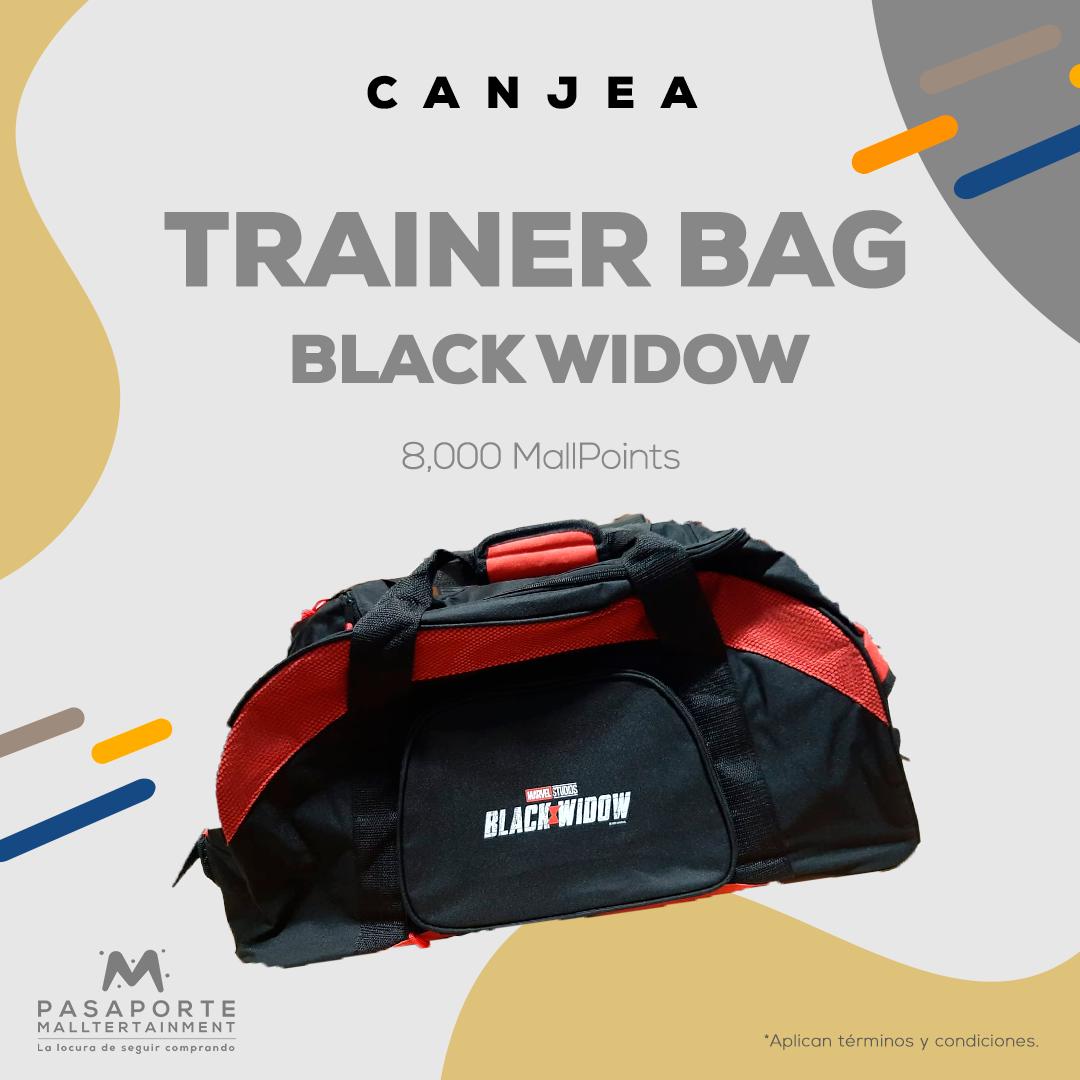 Trainer Bag Edición limitada Black Widow-Marvel