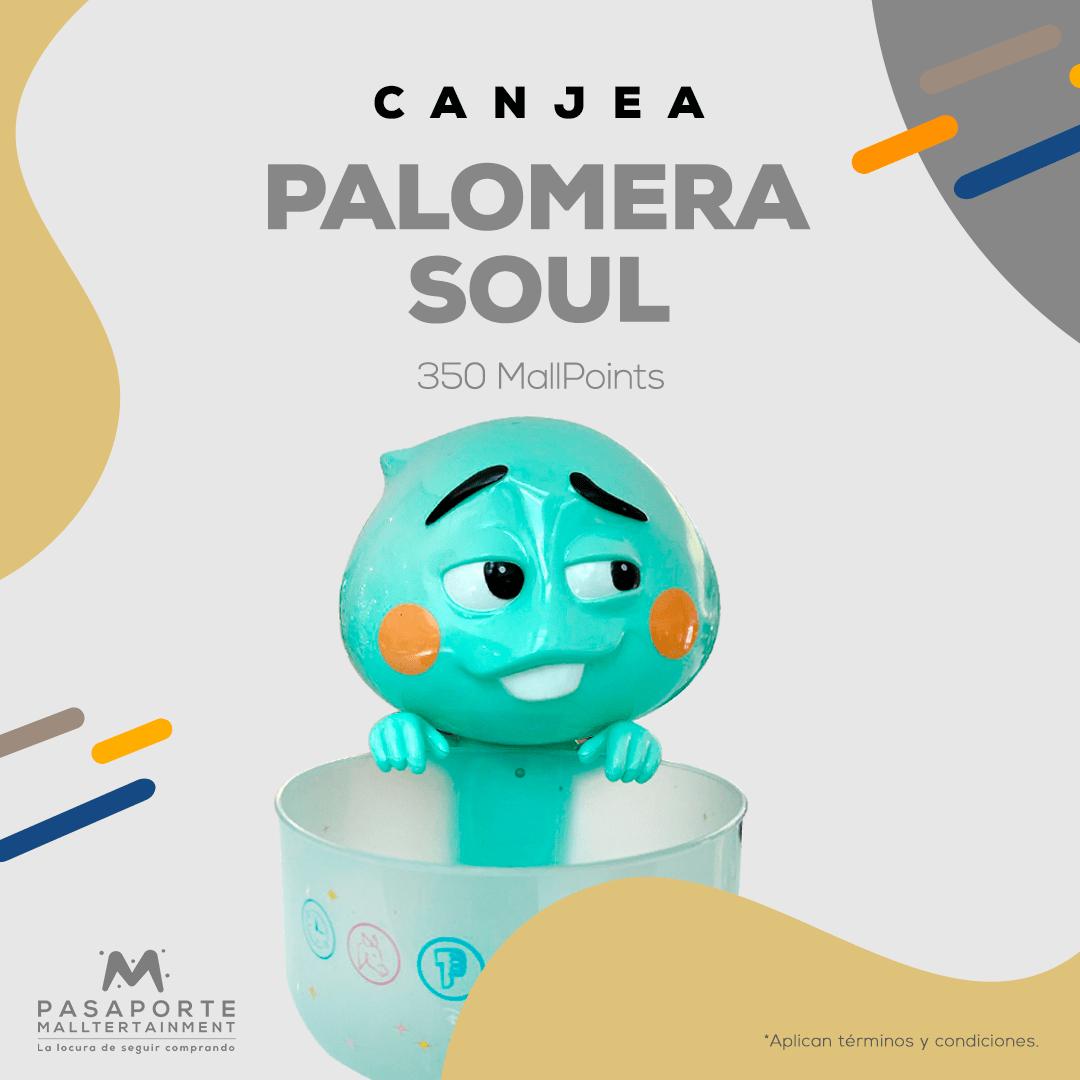 Palomera con iluminación SOUL Disney